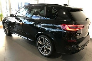 BMW X5 M50d Steptronic (400 л.с.) base
