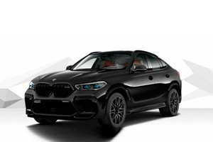 BMW X6 M Competition 4.4 Steptronic (625 л.с.) xDrive Base