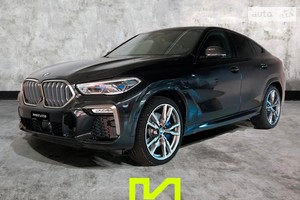 BMW X6 M 4.4 Steptronic (600 л.с.) xDrive Base