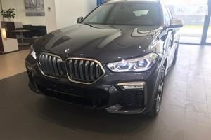 BMW X6 M50i Stepotronic (530 л.с.) xDrive Individual