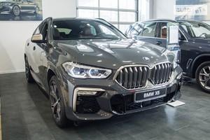 BMW X6 M50d Stepotronic (400 л.с.) xDrive base