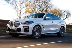 BMW X6 30d Stepotronic (265 л.с.) xDrive base