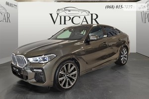 BMW X6 40i Stepotronic (340 л.с.) xDrive base