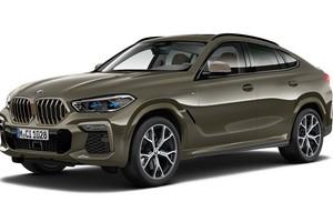 BMW X6 M50i Stepotronic (530 л.с.) xDrive base