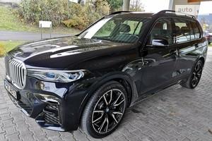 BMW X7 40i Steptronic (340 л.с.) xDrive base
