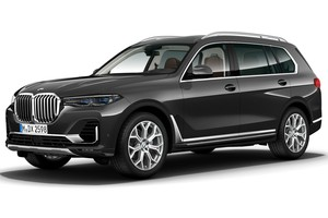BMW X7 30d Steptronic (265 л.с.) xDrive base