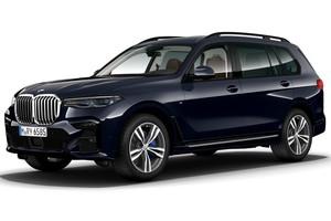 BMW X7 40i Steptronic (340 л.с.) xDrive Individual