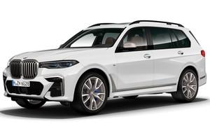 BMW X7 M50i Steptronic (530 л.с.) xDrive base