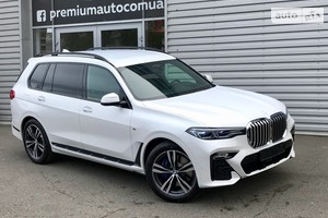 BMW X7 40i Steptronic (340 л.с.) xDrive base