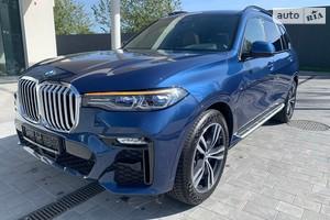 BMW X7 30d Steptronic (265 л.с.) xDrive base