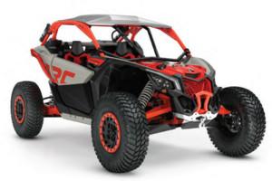 BRP Maverick X3 X RC Turbo RR