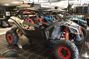 BRP Maverick X3 X RS Turbo RR