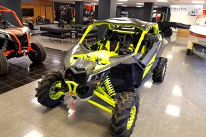 BRP Maverick X3 X MR Turbo RR