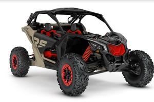 BRP Maverick X3 Max X RS Turbo RR Smart Shox