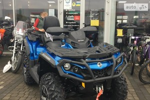 BRP Outlander Max LTD 1000