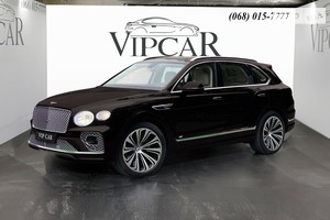 Bentley Bentayga 4.0i AT (550 л.с.) AWD