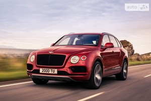 Bentley Bentayga 6.0 TSI АТ (610 л.с.) AWD