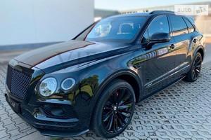 Bentley Bentayga Speed 6.0i АТ (635 л.с.)