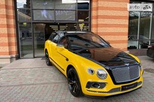Bentley Bentayga Mansory 6.0 W12 AT (608 л.с.)