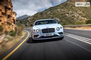 Bentley Continental GT V8 S 4.0 AT (530 л.с.)