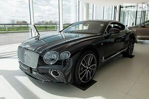 Bentley Continental GT V8 4.0i AT (550 л.с.) AWD