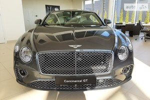 Bentley Continental GT V8 4.0 AT (507 л.с.) Individual