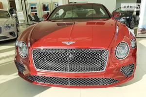 Bentley Continental GT V8 4.0 AT (507 л.с.)