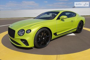 Bentley Continental GT V8 4.0 AT (507 л.с.)