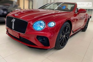 Bentley Continental GT 6.0 W12 TSI AT (635 л.с.)  base