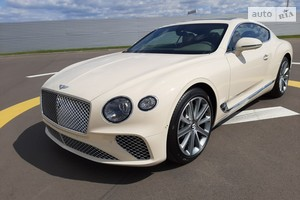 Bentley Continental GT 6.0 W12 TSI (635 л.с.) AT