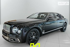 Bentley Mulsanne Speed 6.8i AT (537 л.с.) Speed