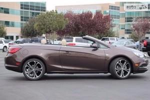 Buick Cascada 1.6 АТ (200 л.с.) Premium