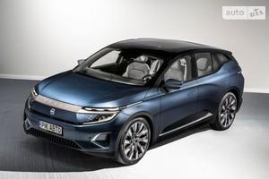 Byton M-Byte 95 kWh AWD Full