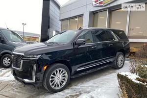 Cadillac Escalade 6.2 AT (420 л.с.) AWD Luxury