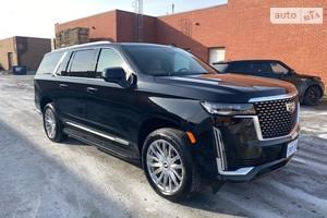 Cadillac Escalade ESV 6.2 AT (420 л.с.) AWD Luxury
