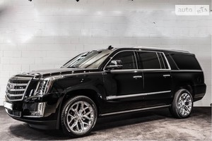Cadillac Escalade 6.2 АТ  Platinum ESV