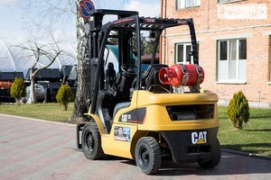 Caterpillar GP 25N base