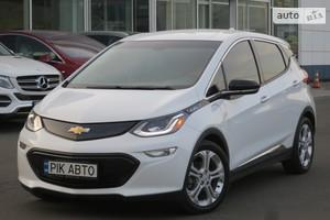 Chevrolet Bolt EV EV AT (204 л.с.) LT