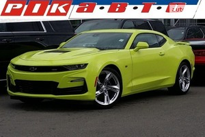 Chevrolet Camaro SS 6.2 AT (462 л.с.) base