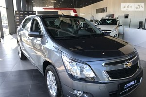 Chevrolet Cobalt 1.5 AT (106 л.с.) LTZ