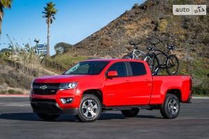 Chevrolet Colorado 2.5 АТ (200 л.с.) 4WD  LT