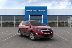 Chevrolet Equinox 1.5i (170 л.с.) AT base