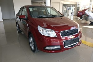 Chevrolet Nexia 1.5 AT (106 л.с.) LTZ