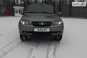 Chevrolet Niva 1.7 MT (80 л.с.) GLS