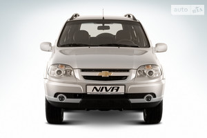 Chevrolet Niva 1.7 MT (80 л.с.) L