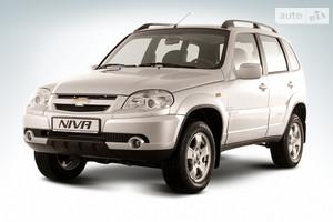 Chevrolet Niva 1.7 MT (80 л.с.) LEM