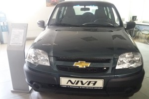 Chevrolet Niva 1.7 MT (80 л.с.) L
