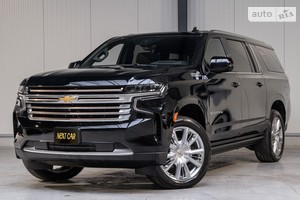 Chevrolet Suburban 6.2i AT (426 л.с.) AWD High Country