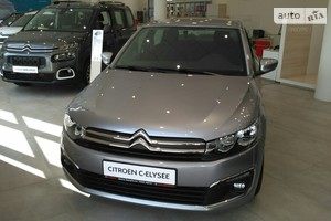 Citroen C-Elysee New 1.6 VTI MT (115 л.с.)  Feel