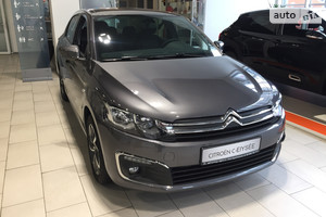 Citroen C-Elysee New 1.6HDi MT (92 л.с.) Shine